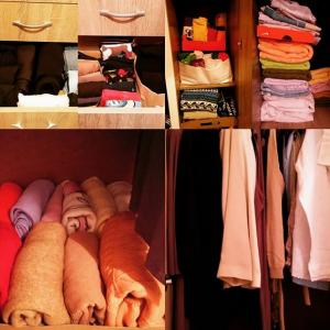 Подреден гардероб